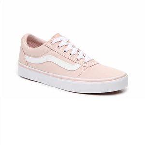 78148ab57800 Vans Shoes - Old Skool Baby Pink Vans (Low rise)